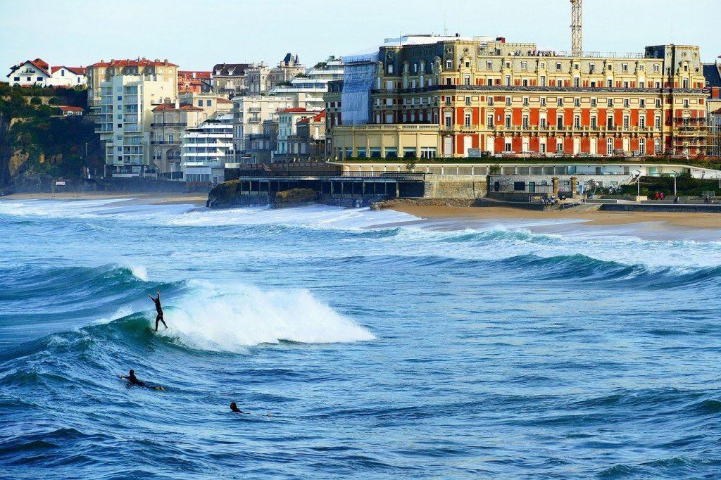 immobilier à biarritz